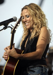Sheryl Crow in concert