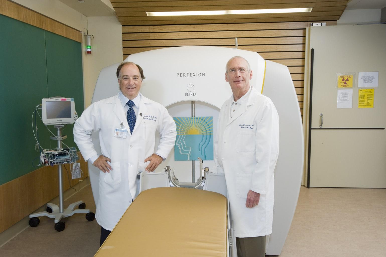 Dr.Sisti and Dr. Isaacson