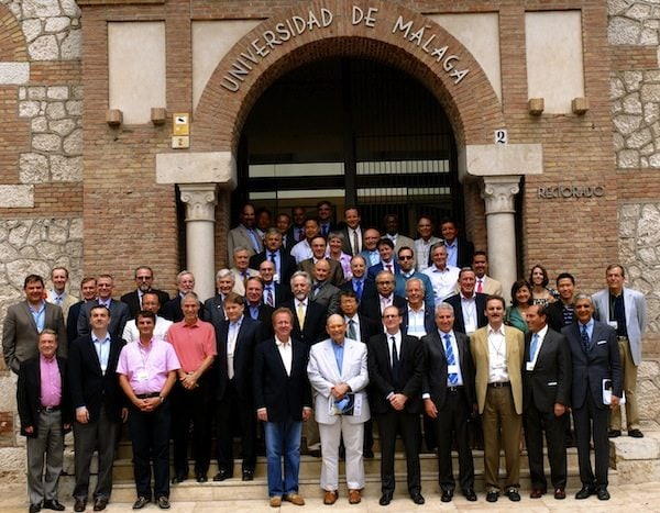 SUN Conference Attendees in Spain