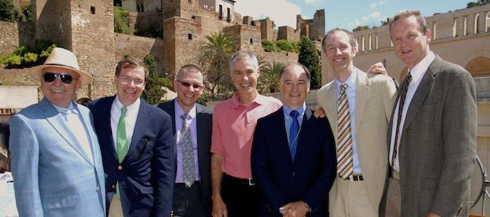 Columbia Neurosurgeons at SUN in Spain