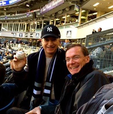 Dr. Michael Sisti Caught The Ball